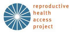 Reproductive Health Access Project